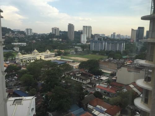 Condominium For Sale At Menara Pelangi Brickfields For Rm
