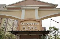 Desaminium Flora, Bandar Putra Permai