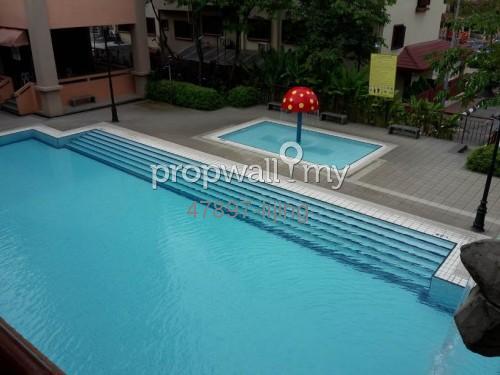 House For Sale At Villa Laman Tasik Bandar Sri Permaisuri For Rm 898 Rm Psf By