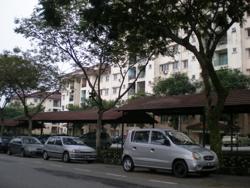 SD Apartments, Bandar Sri Damansara photo by June Loh