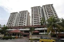 Bukit OUG Condominium, Bukit Jalil
