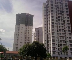 Ilham Apartment, TTDI Jaya