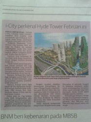 i-City, Shah Alam photo by Fion Koh