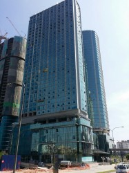 Vertical Suites, Bangsar South photo by Derrick Hum
