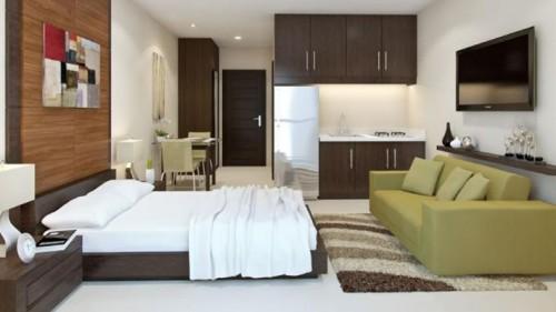 Condominium for rent at gaya bangsar bangsar for rm 2 900 for Studio type design