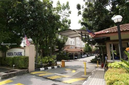 Condominium For Rent At Vista Tasik Bandar Sri Permaisuri For Rm 1 Rm Psf By