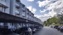 Mahsuri Apartment, Setiawangsa