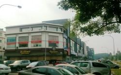 KiPark Sri Utara, Jalan Ipoh
