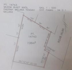 Taman Saujana Indah, Bukit Katil