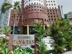 Menara Tan & Tan, KLCC