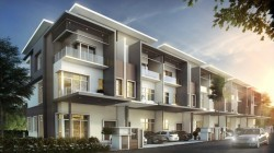 Garden City Homes, Seremban 2