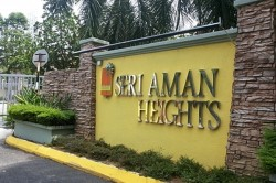 Seri Aman Heights, Sungai Buloh