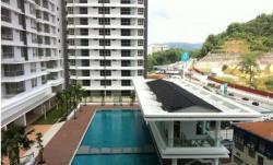 Platinum Hill PV2, Setapak