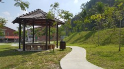 Palm Walk, Bandar Sungai Long