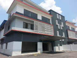 Platinum Industrial Park, Rawang