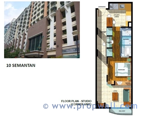 10 Semantan Damansara Heights Propwall