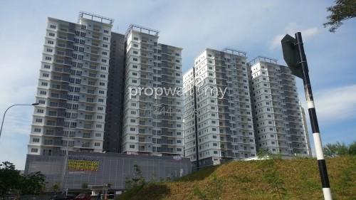 Condominium For Rent At Astana Lumayan Bandar Sri Permaisuri For Rm 1 Rm Psf By