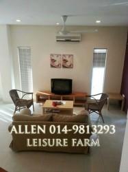 Leisure Farm Resort Residence, Nusajaya