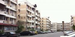 Baiduri Apartment, Desa Pandan