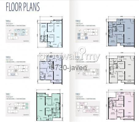 Condominium For Rent At Scenaria Segambut For Rm 1 800 00