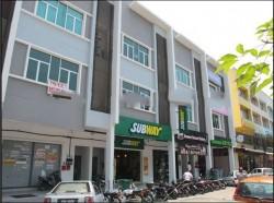 Jelutong, Penang