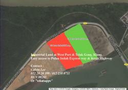 Pulau Indah Industrial Park, Port Klang