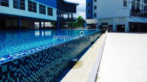 Condominium For Sale At Suasana Lumayan Bandar Sri Permaisuri For Rm 510 000 Rm Psf By