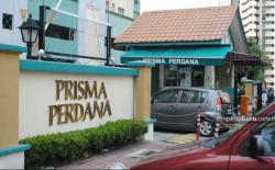 Prisma Perdana, Taman Midah