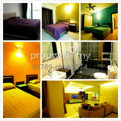 Island Resort Propwall