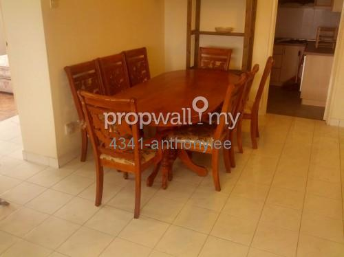 Condominium for sale at anjung hijau bukit jalil for rm for Kitchen set hijau