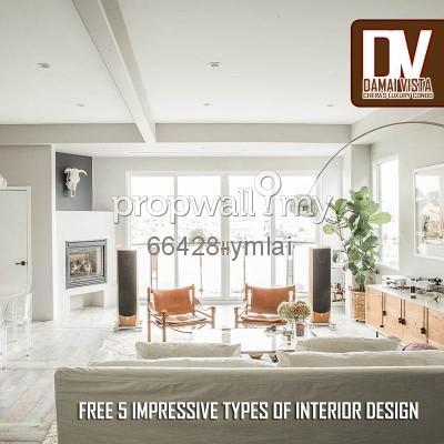 Condominium for sale at damai budi alam damai for rm for Interior decoration gst rate