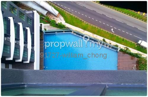 Condominium For Rent At Lido Residency Bandar Sri Permaisuri For Rm 1 Rm Psf By