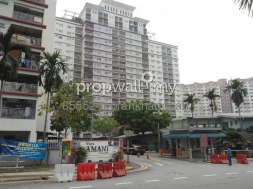 Condominium For Sale At Vista Amani Bandar Sri Permaisuri For Rm 470 Rm Psf By