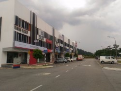 Setia Alam, Shah Alam photo by Rianna Kang