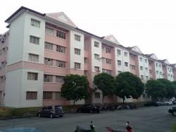 Sri Dahlia Apartment, Bandar Puteri Puchong