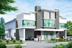 Merdeka Ria Industrial Park, Ampang