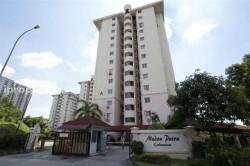 Medan Putra Condominium, Bandar Menjalara