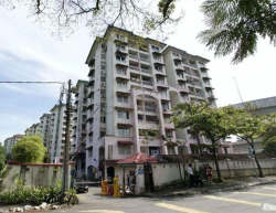 Ixora Apartment, Pudu