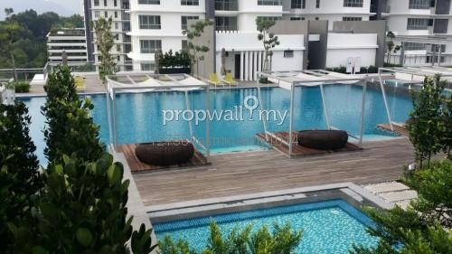 Condominium For Sale At The Westside Two Desa Parkcity