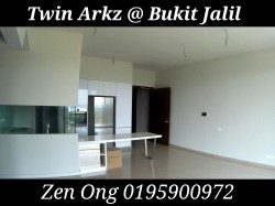 Twin Arkz, Bukit Jalil