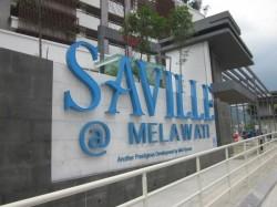 Saville, Melawati