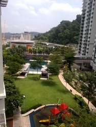 Metropolitan Square, Damansara Perdana photo by Victor Cheong