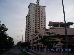 Royalle Condominium, Segambut