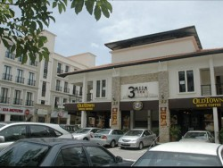 3rd Mile Square, Old Klang Road