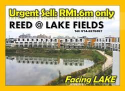 Lake Fields, Sungai Besi