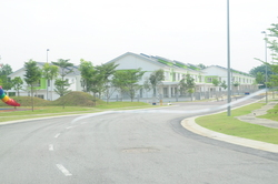 Forest Heights, Seremban photo by Nadia Jane