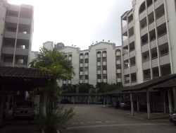 Fawina Court, Ampang