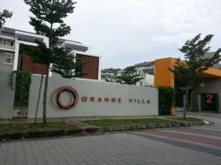 Orange Villa, Bukit Mertajam