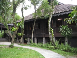 Kampung Warisan, Setiawangsa photo by Josephine Tan