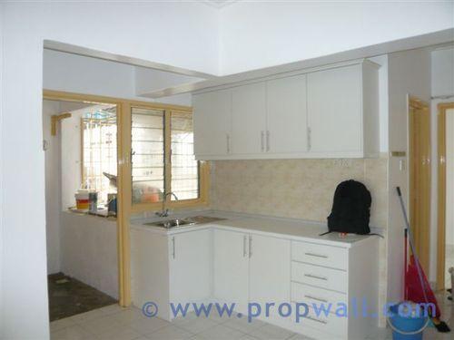 Lestari Apartment Bandar Sri Permaisuri Propwall
